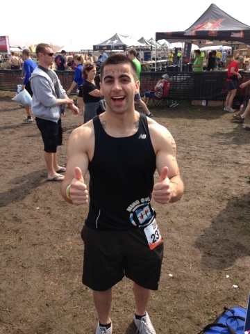 ToughMudder - LeanBerg_ThumbsUp